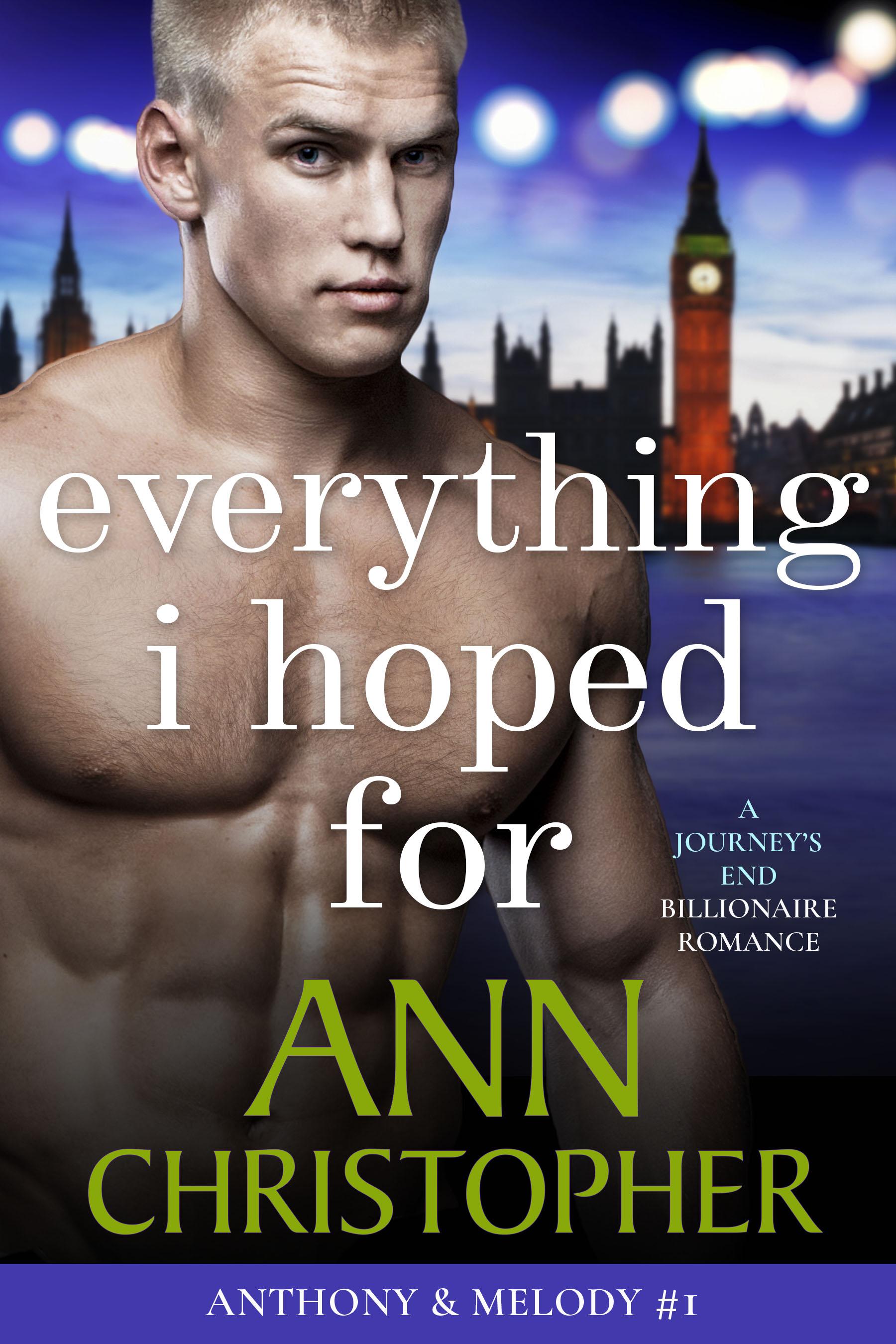 Everything I Hoped For | Ann Christopher